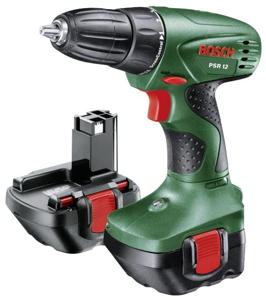 perceuse visseuse sans fil PSR 12 Bosch 0603955501